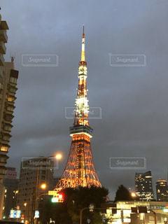 東京タワーの写真・画像素材[2418172]