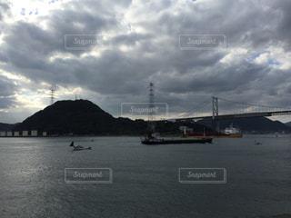 水体の大型船 - No.976016
