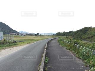 狭い道の写真・画像素材[976036]