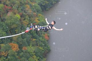 JUMP FOR LOVE! 名所でバンジージャンプ!の写真・画像素材[1902964]