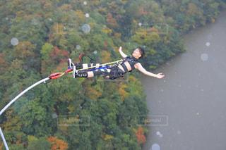 JUMP FOR LOVE! 名所でバンジージャンプ!の写真・画像素材[1902966]