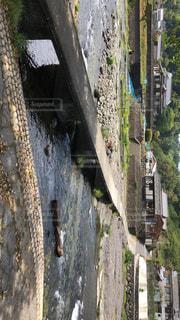 潜り橋っす!の写真・画像素材[2056769]