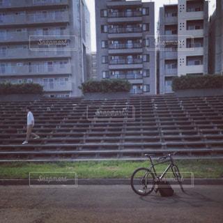 自転車の写真・画像素材[1976921]