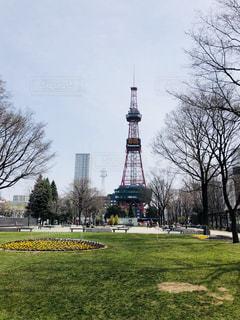 札幌時計台の写真・画像素材[2136887]