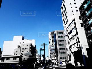 都市の高層ビルの写真・画像素材[1904576]