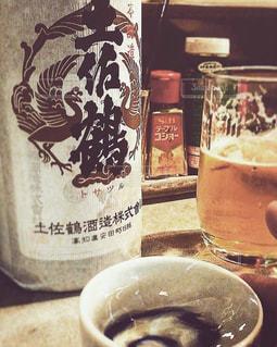 日本酒で乾杯の写真・画像素材[1907898]