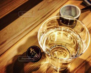 日本酒で乾杯の写真・画像素材[1907901]