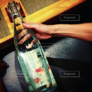 夏の癒し酒の写真・画像素材[1907905]