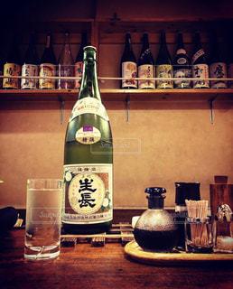 偲び酒の写真・画像素材[1907906]