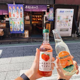 飲み物の写真・画像素材[2637083]