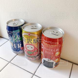 ご当地ビールの写真・画像素材[2827061]