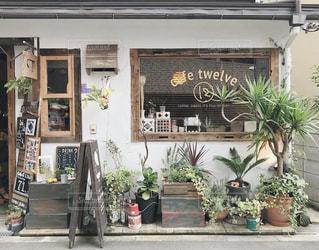 大阪カフェの写真・画像素材[2827266]