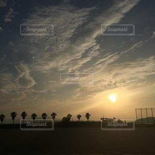 私の大好きな加太の夕暮れの写真・画像素材[1908427]