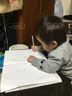 子供の写真・画像素材[533269]