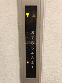 エレベーターの写真・画像素材[1945145]