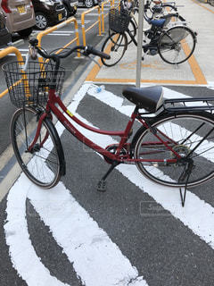 自転車の写真・画像素材[1911160]