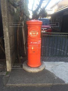 郵便ポストの写真・画像素材[337099]
