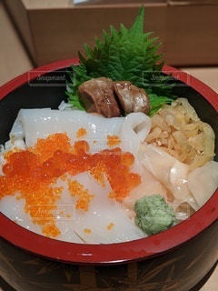食べ物の皿の写真・画像素材[2742098]