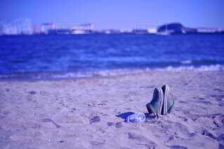 海の思い出の写真・画像素材[4385428]