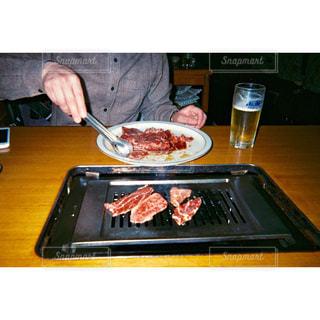 焼き肉の写真・画像素材[1965286]