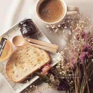 朝ごはんの写真・画像素材[117049]