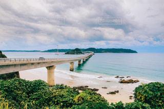 角島大橋の写真・画像素材[811822]