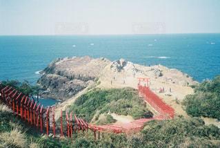 元乃隅稲成神社の写真・画像素材[968524]