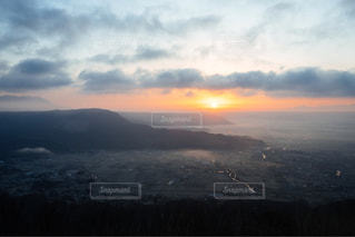 阿蘇山の写真・画像素材[1619897]