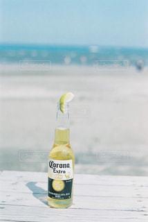 コロナエキストラビールの写真・画像素材[1619903]