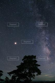 天の川の写真・画像素材[3218268]