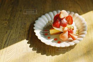 苺タルトの写真・画像素材[3218997]