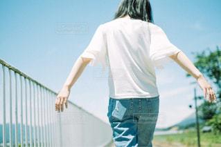 爽やかな女性の写真・画像素材[3219006]