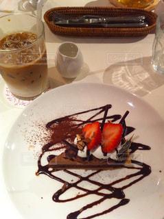 チョコケーキの写真・画像素材[1919514]