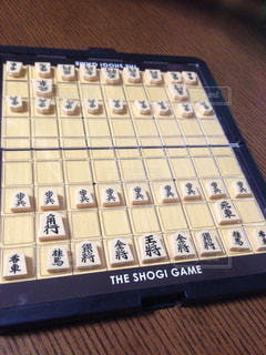 将棋盤と駒の写真・画像素材[1947562]