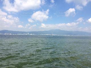 琵琶湖の写真・画像素材[708748]