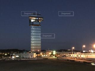 大洗マリンタワーの写真・画像素材[2090793]
