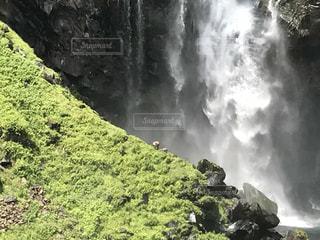 華厳の滝の写真・画像素材[2105224]