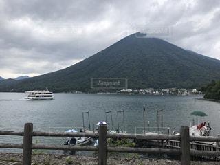 中禅寺湖の写真・画像素材[2105233]