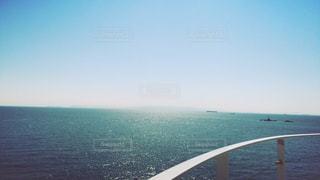 海に広がる青空の写真・画像素材[1939557]