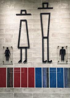 駅のおしゃれなトイレの写真・画像素材[1969803]