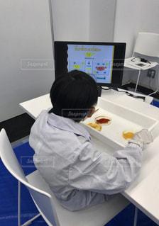理科 実験教室の写真・画像素材[2033668]