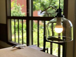 ガラスの花瓶の写真・画像素材[1932150]