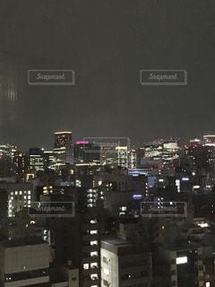 夜の街の写真・画像素材[1927013]