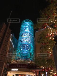 クリスマスツリーの写真・画像素材[2227523]