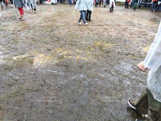 雨のフェスティバルの写真・画像素材[1929592]