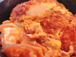 カツ丼の写真・画像素材[2069911]