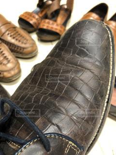 革靴👞磨きの写真・画像素材[1979464]