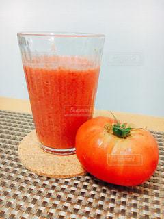 トマトジュースの写真・画像素材[2258888]