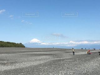 三保の松原の写真・画像素材[2003390]