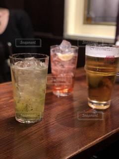 BARで酒の写真・画像素材[1954554]